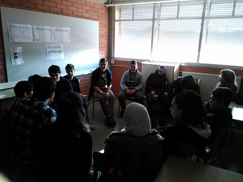 Taller sobre Drets Socials i Humans a càrrec de l'Observatori Desc