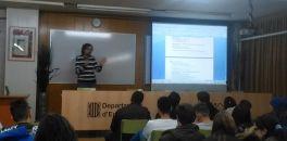Xerrada d'Orientació sobre els Cicles Formatius per a 4t d'ESO a càrrec de Cap d'Estudis